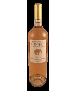 Annibals Rosé AOC coteaux Varois